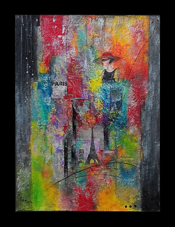 """""""Parisienne en couleurs"""""""